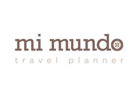 Mi Mundo Travel Planner logo